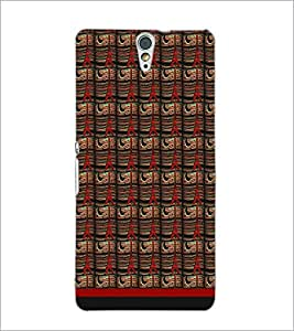 PrintDhaba Tower Pattern D-1790 Back Case Cover for SONY XPERIA C5 ULTRA (Multi-Coloured)