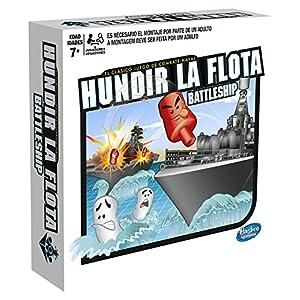 Hasbro – Hundir la Flota