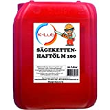 K-Lub M10 - Aceite para motosierra, 20 L