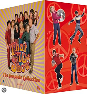 That '70s Show: The Complete Collection- Seasons 1-8 [Import] (B003VA6PDC) | Amazon price tracker / tracking, Amazon price history charts, Amazon price watches, Amazon price drop alerts