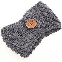 Fascia di lana tessuti a mano di modo semplice pulsante