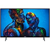 Telefunken XU55C401 140 cm (55 Zoll) Fernseher (4K Ultra HD, Triple Tuner, DVB-T2 H.265/HEVC, Smart TV, Netflix)