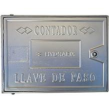 Hydrafix 612040 Tapa de Contador para Pared, 30 x 40 cm