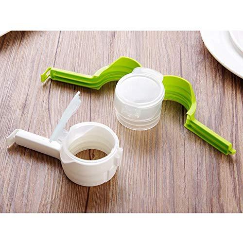 1 stück Home Food Schließen Clip Dichtung Snack Lagerung Seal Sealed Für Sachet Clamps Abdichtung Lebensmittel Clamp Bag Clip Küche Werkzeug A30