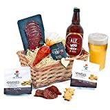 Hay Hampers - All You Need Is Beer! | Regalo Natalizio Gourmet Britannico per lui