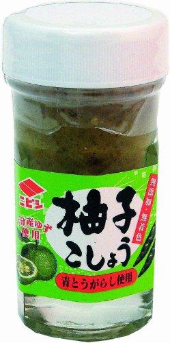 Nibishi yuzu pepe pepe verde 60g