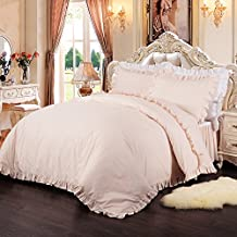 Amazon.fr : Housse Couette Percale - Rose