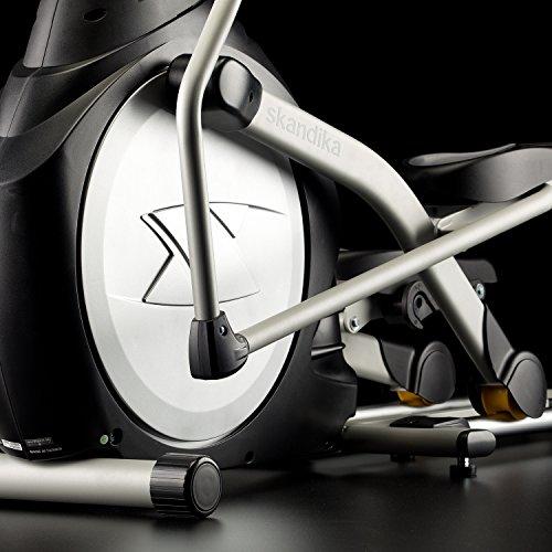 Skandika Crosstrainer CardioCross Carbon Pro Elliptical - 8