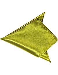 MultiWare Pocket Square Hanky Satin Hankerchief For Men