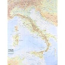 Amazonit Cartina Geografica Italia Libri