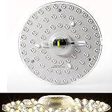 LED Modul 18Watt / 2700K Warmweiß / Umbau Set für Deckenleuchte Ringlampe Deckenleuchte Rundlampe Röhrenlampe