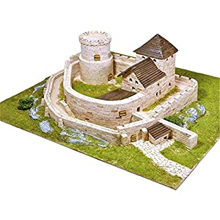 Aedes Ars 1016 Bedzin Castle Model Construction Kits, Multi Colour
