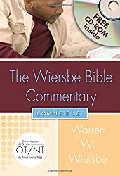 The Wiersbe Bible Commentary Complete Set (Wiersbe Bible Commentaries)