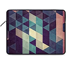 DailyObjects Cryyp Hrxtl Zippered Sleeve Cover for 15 Inch Laptop/MacBook Color- Multicolor