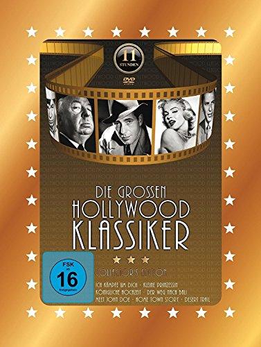 Die großen Hollywood Klassiker - 8 Filme Box [ Collectors Edition ] [2 DVDs]