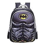 School Backpack for Boys Kids Schoolbag Student Bookbag Rucksack Waterproof Shoulder Bag Daypack