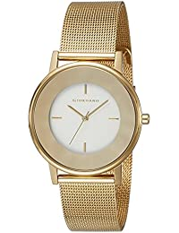 Giordano Analog Silver Dial Women's Watch-A2052-11