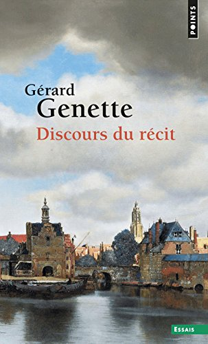Discours du récit par Gérard Genette