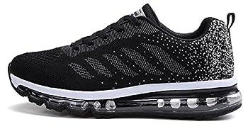 tqgold® Chaussure de Sport Homme Femme Basket de Running Fitness Course Sneakers Basses