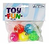 VEDES Großhandel GmbH - Ware Toy Fun Flummis 5 Stück im Beutel
