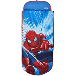 Spider-Man - Lit junior ReadyBed - lit d'appoint pour enfants avec couette intégrée