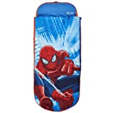 Marvel Spider-Man Junior ReadyBed - Kids Airbed and Sleeping Bag in one (Kitchen & Home)