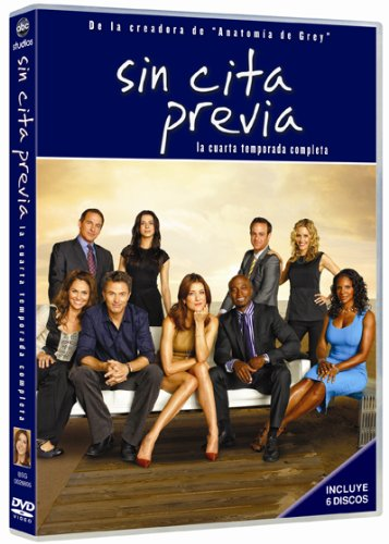 Sin Cita Previa - Cuarta Temporada (6 Discs) [DVD]