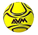CE AVM Poison Football with Box (Size -1, Colour May Vary)