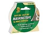 Duck Easy On Easy Off Masking Tape 25mm x 25m