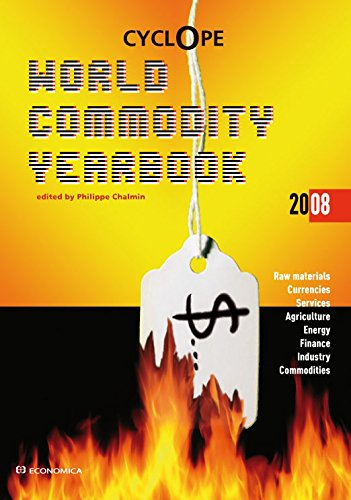 World Commodity Yearbook par (Broché - Jun 9, 2008)