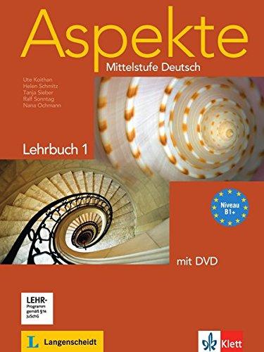 Aspekte. Lehrbuch. Per le Scuole superiori. Con DVD-ROM: 1