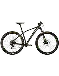 Orbea alma H20MTB Hardtail marco negro tamaño 18/46cm 2017para bicicleta de montaña