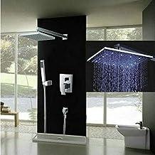 Columna de ducha Set completo grifo + alcachofa