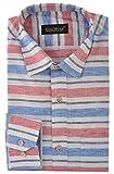 Edinwolf Men's Formal Shirt (EDFR704_40,...