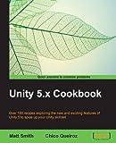 Unity 5.x Cookbook
