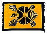 Environ 60 modèles sarong paréo wickelrock drap serviette de plage modèle langes colorés été livré avec boucle de fermeture