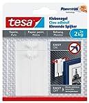 tesa Klebenagel für Tapeten und Putz,...