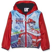 Nickelodeon Paw Patrol Ruff Rescue, Chaqueta Impermeable para Niños
