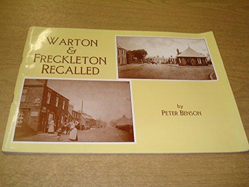 Warton and Freckleton Recalled