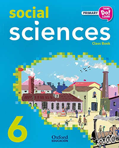 Pack andalucía social science primary 6 student's book (think do learn)