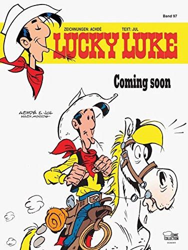Lucky Luke 97: Ein Cowboy in Paris