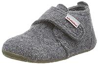 Living Kitzbühel pantofole  90% lana, 10% pelle  Modello: 2822 baby shoe velcro vel