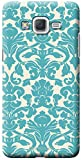 FASHIONURY Soft Back Case Cover For Samsung Galaxy Grand Prime G530H 4G-Print445 Amazon