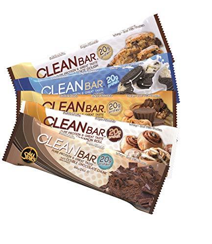 All Stars Clean Bar, Mix-Box, 18er Pack (18 x 60 g)