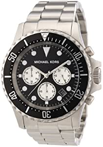 michael kors herren armbanduhr xl everest chronograph. Black Bedroom Furniture Sets. Home Design Ideas