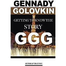 Unbekannt Autogramm Mini Boxhandschuhe Gennedy Golovkin