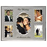 Best Malden Collage Picture Frames - Malden International Designs Our Wedding Two Tone Collage Review
