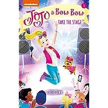 JoJo and BowBow Take the Stage (Adventures of JoJo and BowBow) (English Edition)