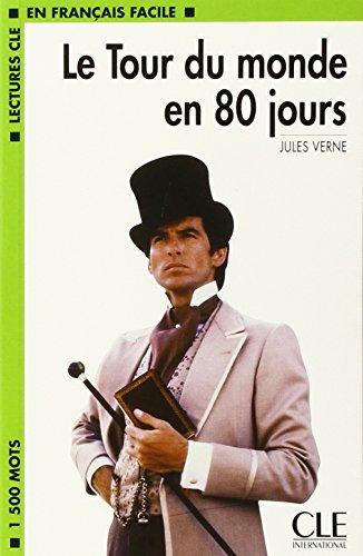 Le Tour Du Monde En 80 Jours Book (Level 1) (French Edition) by Verne (2003-08-20)
