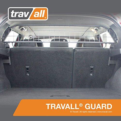 Travall® Guard Hundegitter TDG1538 - Maßgeschneidertes Trenngitter in Original Qualität